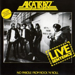 ALCATRAZZ - LIVE SENTENCE: 2 DISC DELUXE EDITION (CD+DVD DIGI)