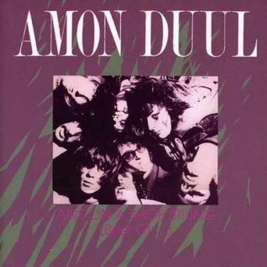 AMON DUUL - AIRS ON A SHOESTRING