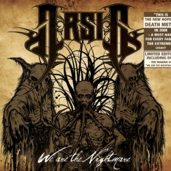 ARSIS - WE ARE THE NIGHTMARE (LTD. EDT. SLIPCASE CD+DVD)