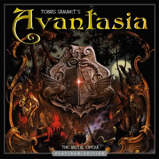 AVANTASIA - THE METAL OPERA PT I