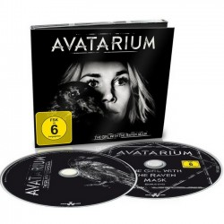 AVATARIUM - THE GIRL WITH THE RAVEN MASK (CD DIGI + DVD)