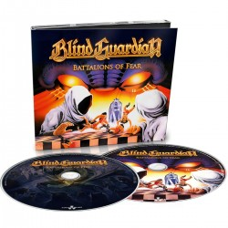BLIND GUARDIAN - BATTALIONS OF FEAR (2CD DIGI)