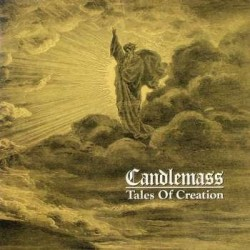CANDLEMASS - TALES OF CREATION (2CD SLIPCASE)