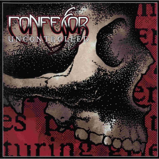 CONFESSOR - UNCONTROLLED (CD+DVD)