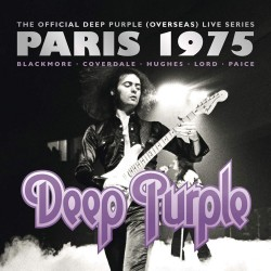 DEEP PURPLE - LIVE IN PARIS (2CD)