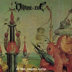 DIVINE EVE - AS THE ANGELS WEEP (1ST PRESS. ORG. 1993)