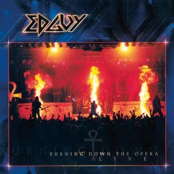 EDGUY - BURNING DOWN THE OPERA (2CD)