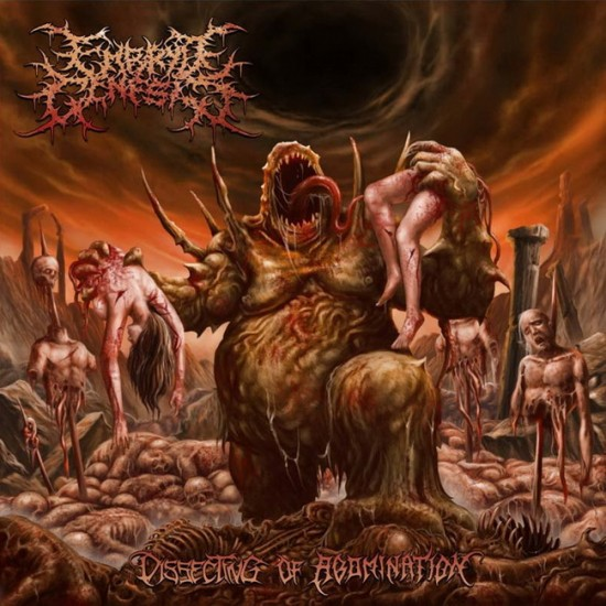 EMBRYO GENESIS - DISSECTING OF ABOMINATION