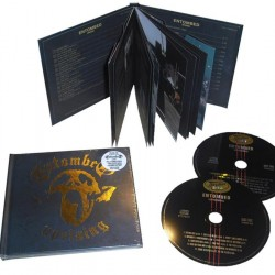 ENTOMBED - UPRISING (2CD DELUXE DIGIBOOK)