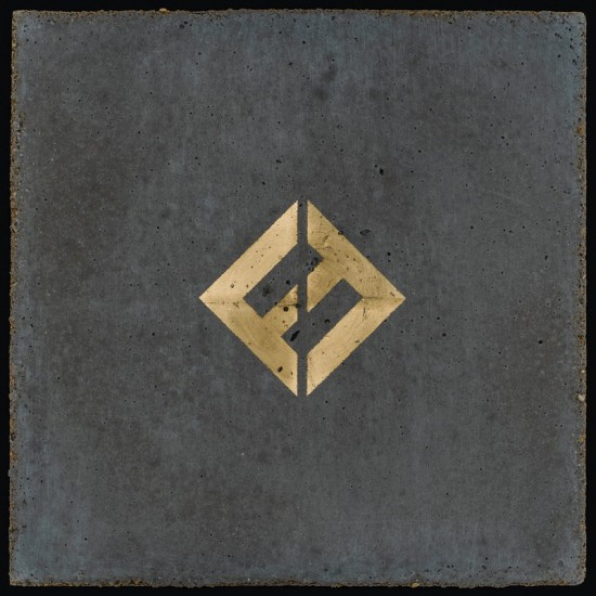FOO FIGHTERS - CONCRETE AND GOLD (DIGI)