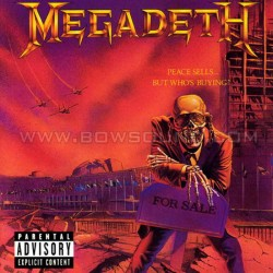 MEGADETH - PEACE SELLS... BUT WHO'S BUYING? (REMASTERED)