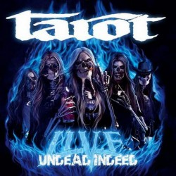 TAROT - LIVE - UNDEAD INDEED (CD+DVD)