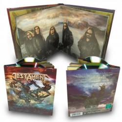 TESTAMENT - THE FORMATION OF DAMNATION (DELUXE EDT. CD+DVD DIGIBOOK)