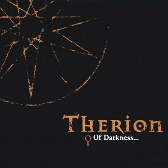 THERION - OF DARKNESS RE-RELEASE