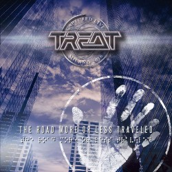 TREAT - ROAD MORE OR LESS TRAVELED (DELUXE CD+DVD)