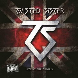 TWISTED SISTER - LIVE AT THE ASTORIA (CD+DVD)