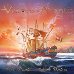 VISIONS OF ATLANTIS - OLD ROUTES - NEW WATERS (MINI CD DIGI)