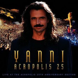 YANNI - LIVE AT THE ACROPOLIS 25TH ANNIVERSARY EDITION (CD+DVD DIGI)
