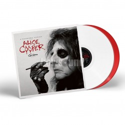ALICE COOPER - A PARANORMAL EVENING AT THE OLYMPIA PARIS (2LP RED/WHITE VINYL)