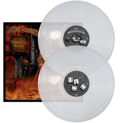 HELLOWEEN - GAMBLING WITH THE DEVIL (GATEFOLD CLEAR 2LP)