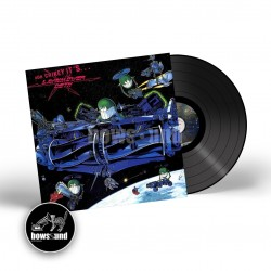 LAWNMOWER DETH - OOH CRIKEY IT'S... (BLACK VINYL LP)